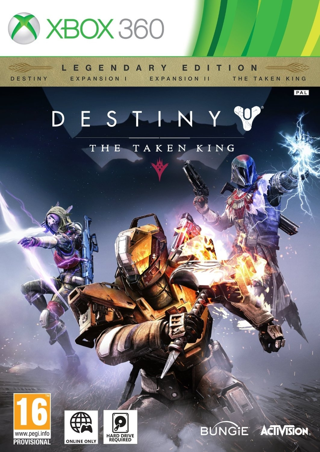 Destiny: The Taken King Legendary Edition (Xbox 360)